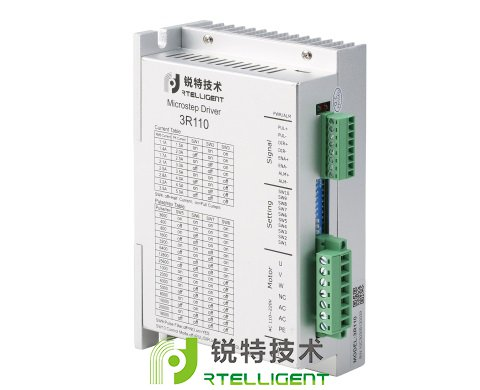 PLC配合闭环控制步进电机是一种典型应用
